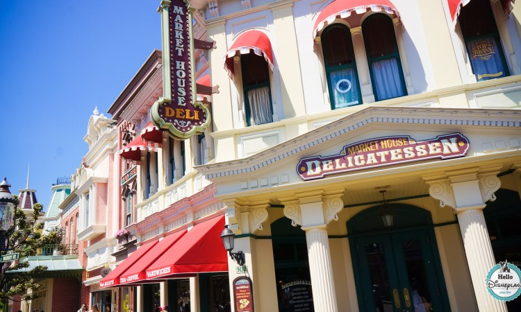 Restaurant Pas Trop Cher Disneyland