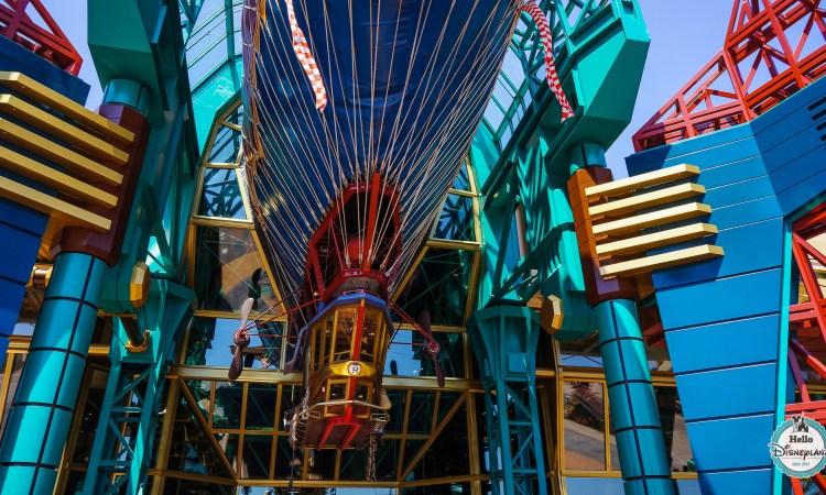 Café Hyperion - Restauran Star Wars - Disneyland Paris