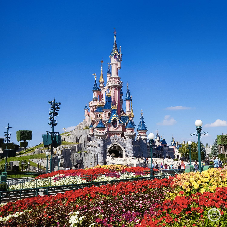 Fond Decran Disneyland Paris