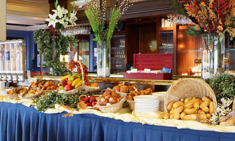 Prix Petit déjeuner hotel Disney