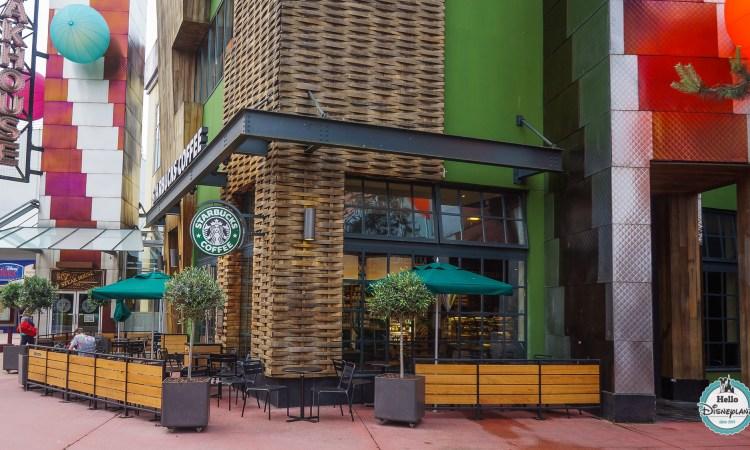 Starbucks Disney Village 2015