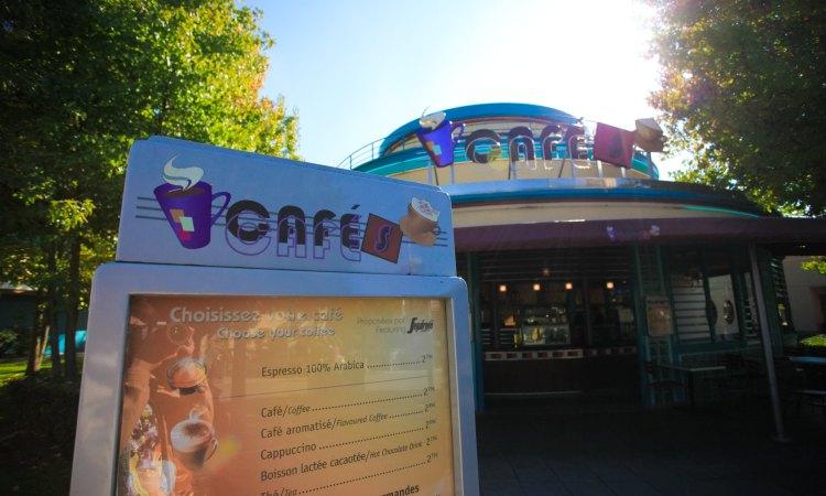 Cafe Cafe - Disneyland Paris