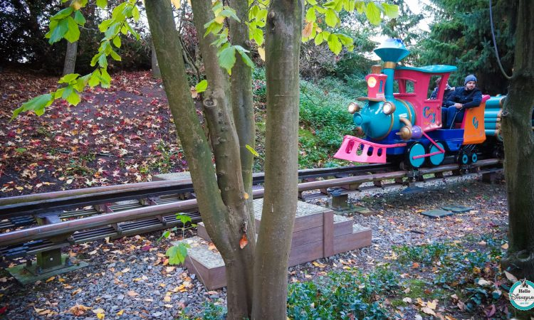 Casey Jr. – le Petit Train du Cirque