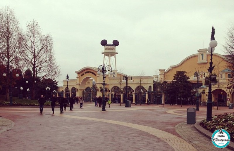 Disneyland Paris hors saison affluence