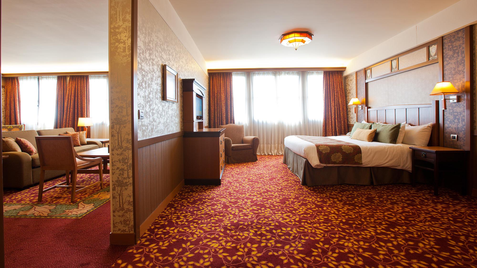 Hello disneyland le blog n 1 sur disneyland paris for Chambre castle club disneyland hotel