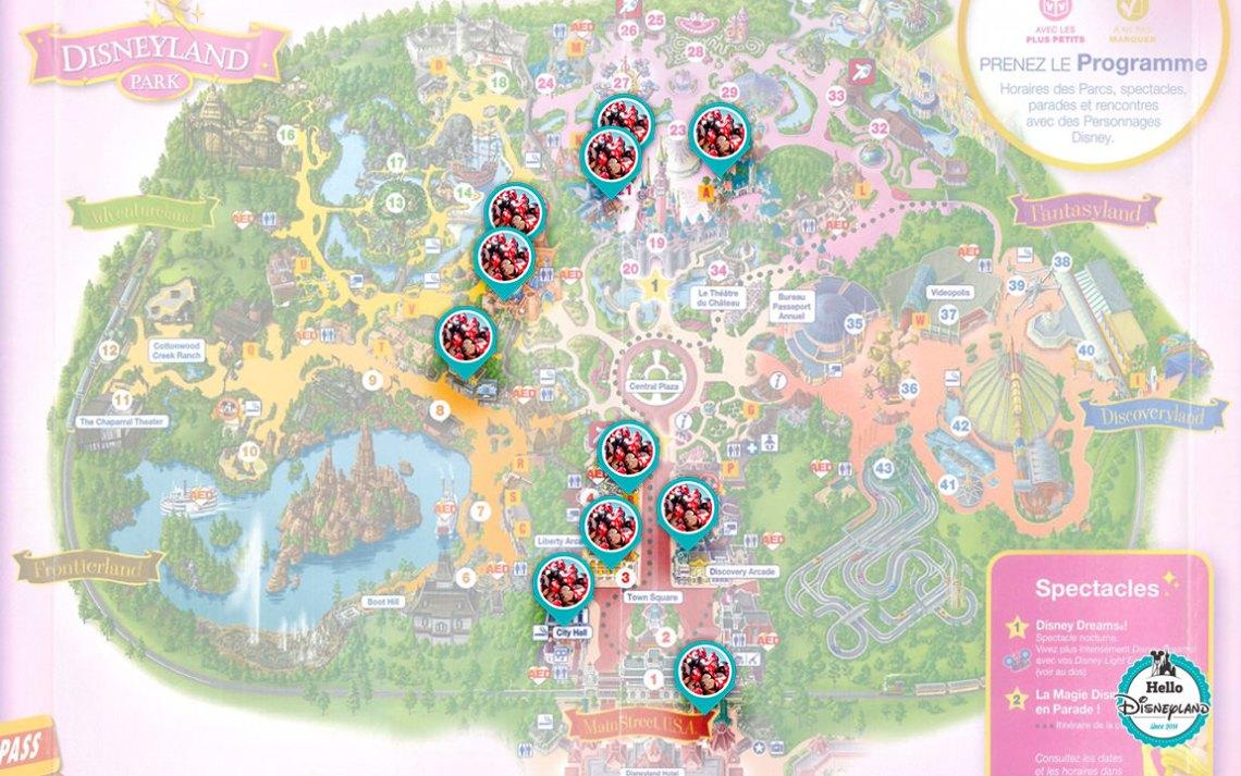 Boutique pour fille Disneyland Paris - Girly shopping at Disneyland Paris