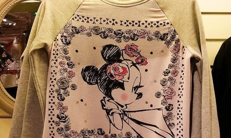 Disneyland Paris Collection - Minnie Parisienne 2016