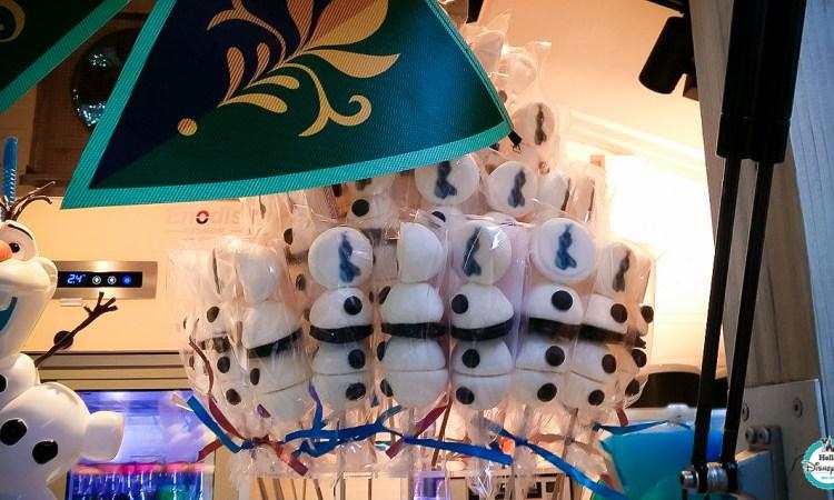La Reine des Neiges - Disneyland Paris