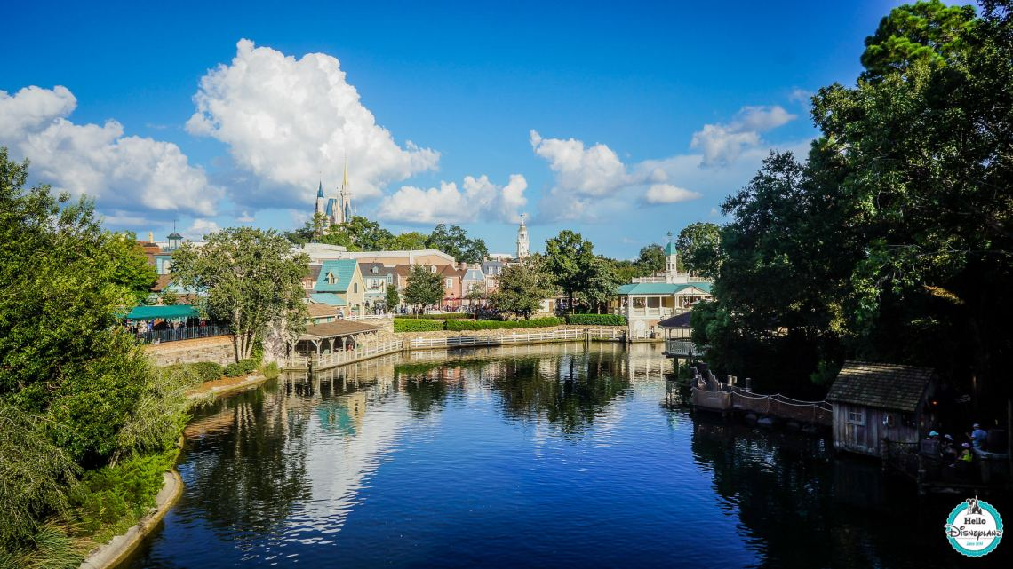 Magic Kingdom - Walt Disney World