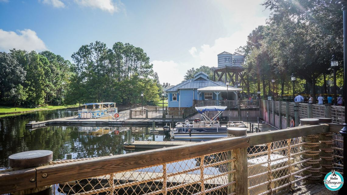 Disney's Port Orleans Resort : Riverside