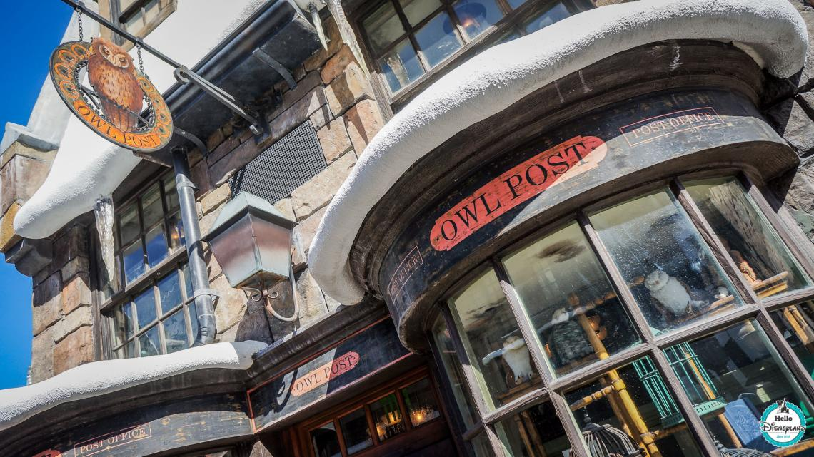 Universal Orlando Resort - Hogsmeade & Hogwarts - Harry Potter