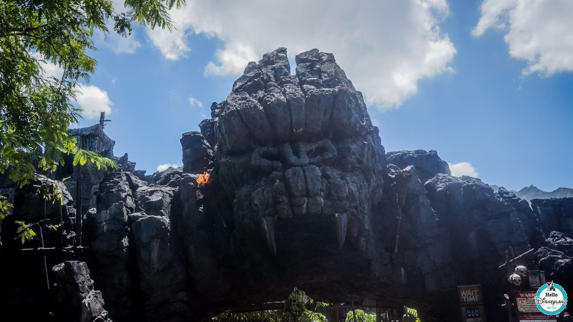 Universal Orlando Resort - Island of Kong