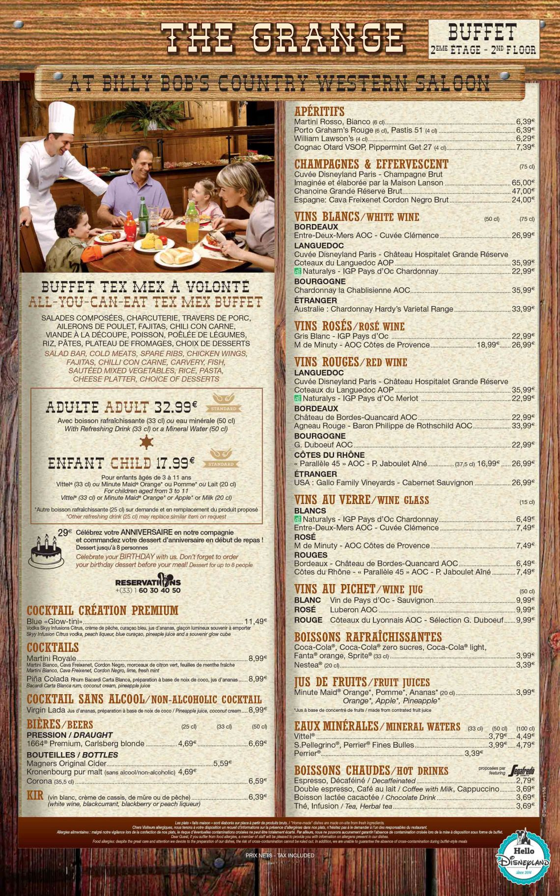 la-grange-disney-village-menu-disneyland-paris-2016-2017