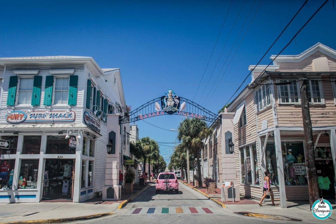 Aller à Key West - Walt Disney World