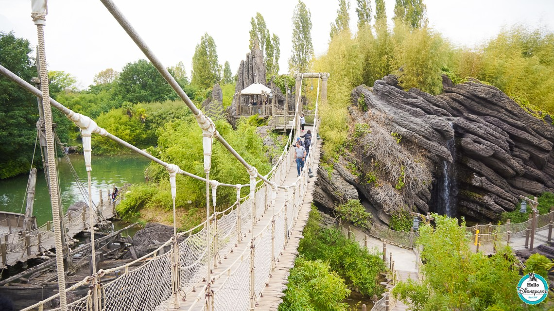 Adventure Isle - Disneyland Paris
