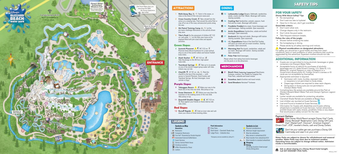 Plan Walt Disney World Blizzard Beach