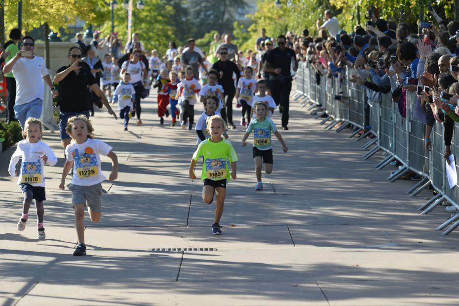 marathon disneyland paris courses enfants