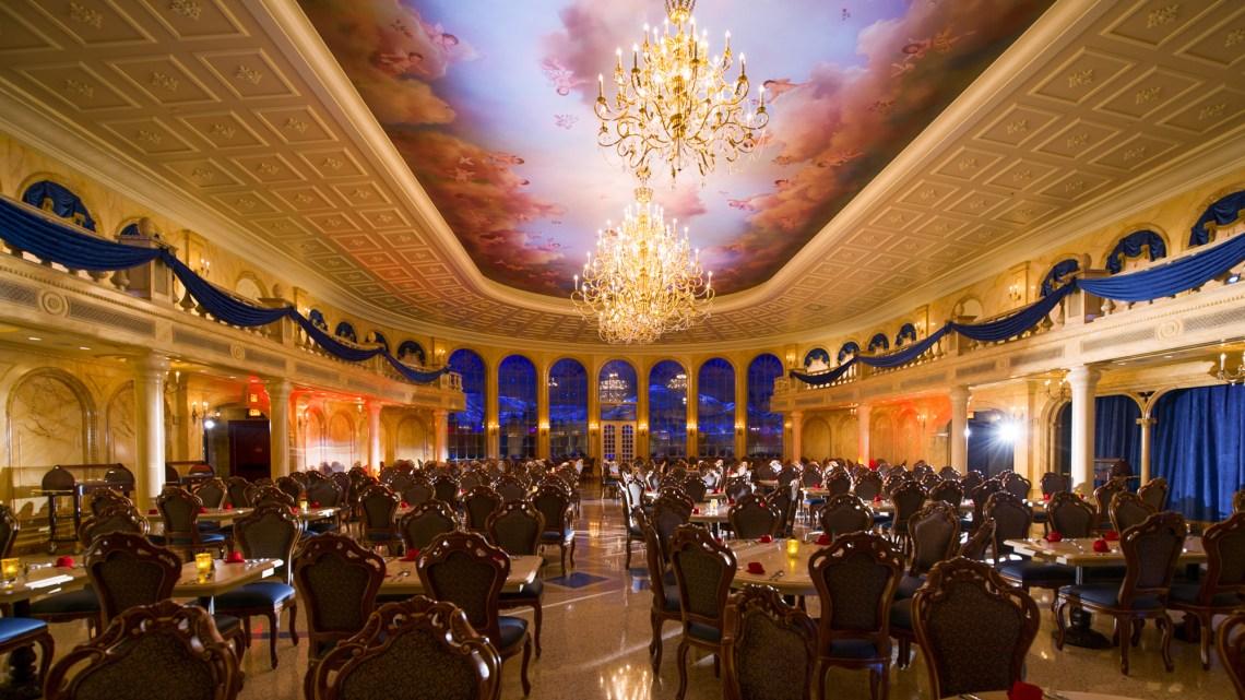 Comment réserver son restaurant Walt Disney World