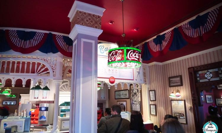 Casey Corner - Disneyland Paris