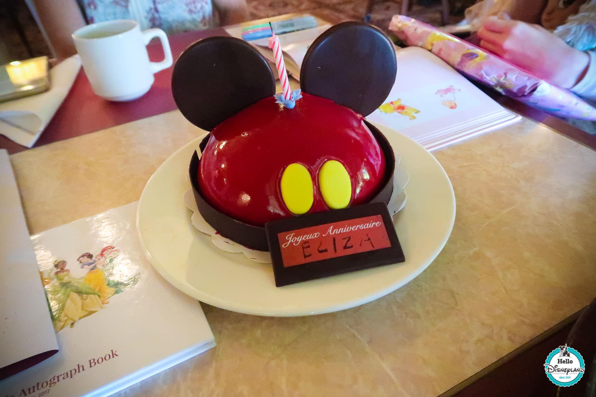 Fêter son anniversaire à Disneyland Paris  toutes les infos !