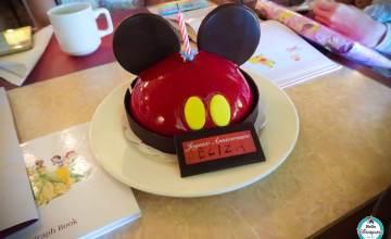 Fêter son anniversaire à Disneyland Paris