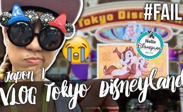 vlog tokyo Disneyland