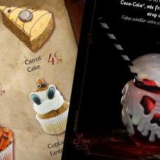 menus halloween disneyland paris