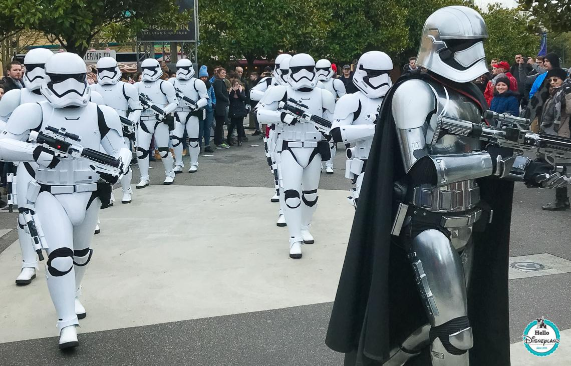 Saison de la Force 2018 - Disneyland Paris
