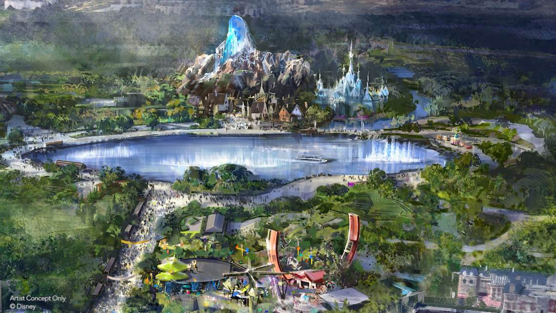Walt-Disney-studios-Makeover-Extension-2021-FROZEN-LAND