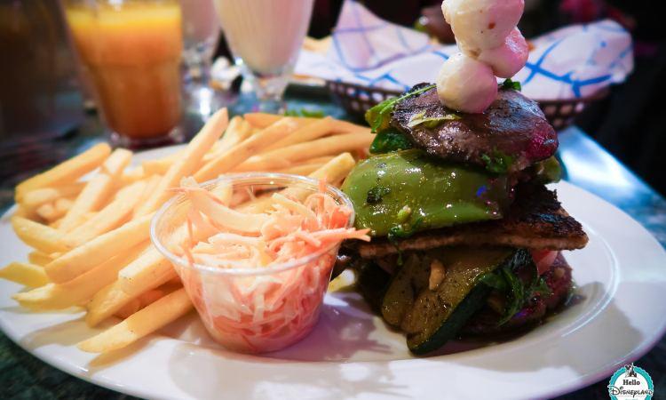 Annettes Diner - Disneyland Paris