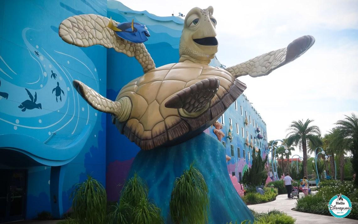 Disney's Art of Animation Resort - Walt Disney World