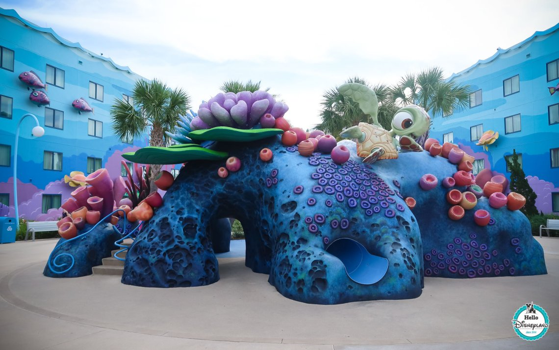 Disney's Art of Animation Resort - Walt Disney World