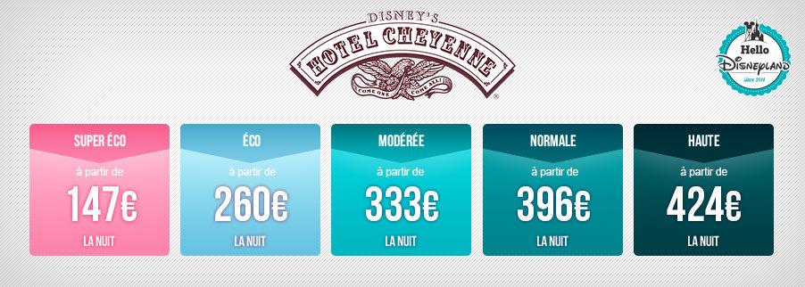Prezzi solo camere NUIT_SECHE_PRIX_CHEYENNE