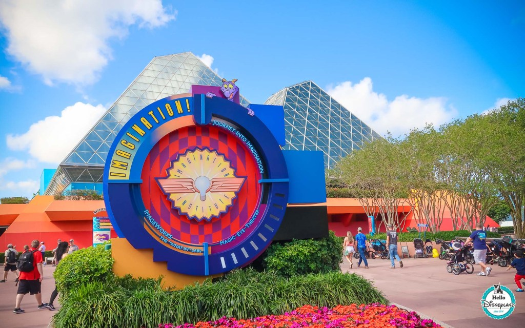 Epcot - Walt Disney World-9