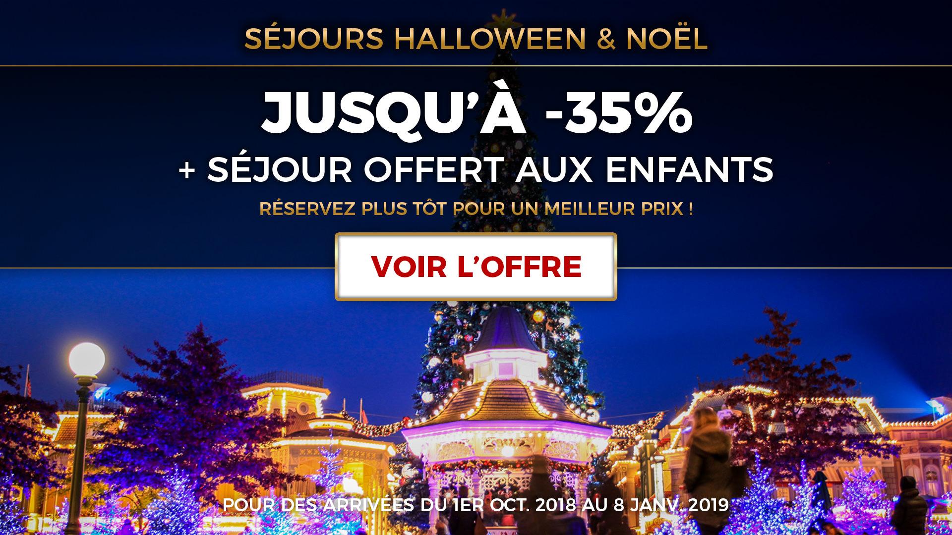offre noel 2018 disneyland Hello Disneyland : Le blog n°1 sur Disneyland Paris | Séjours Noël  offre noel 2018 disneyland