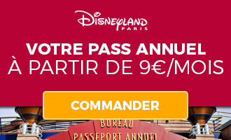 prix pass annuels disneyland paris