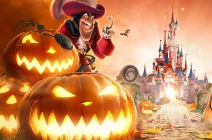 Soirée Halloween disneyland-paris-pas-cher