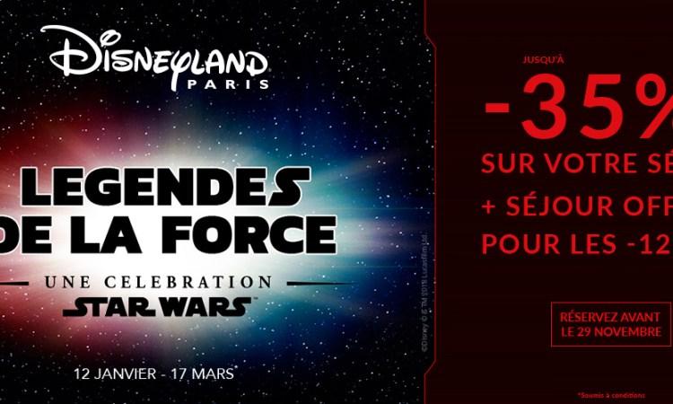promos disneyland paris bons plans star wars 2019