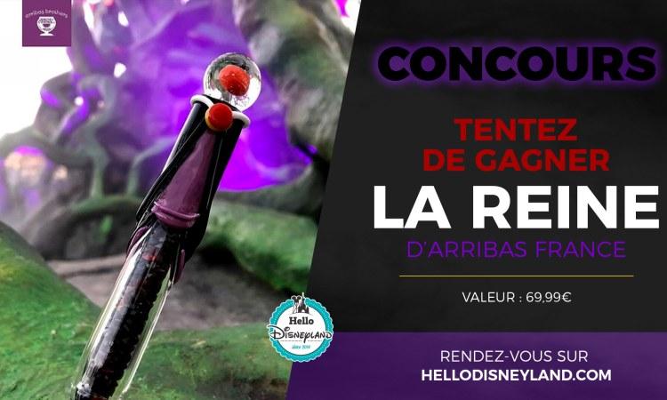 concours arribas hello disneyland