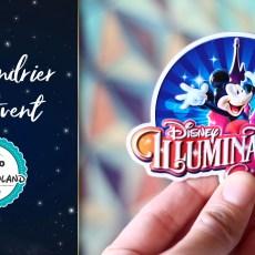 Calendrier de l'Avent : Disney Illuminations