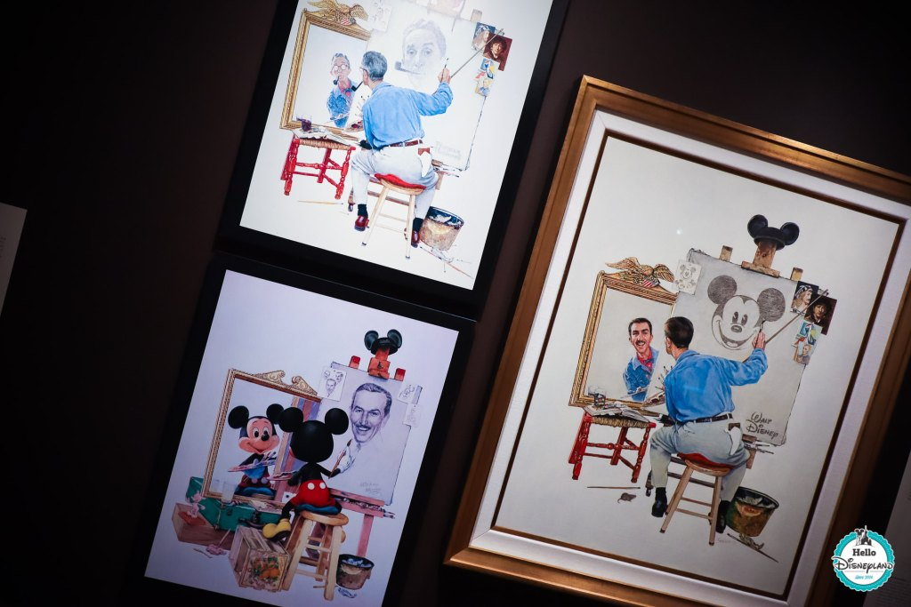 Mickey Mouse from Walt to the World au Walt Disney Family Museum de San Francisco