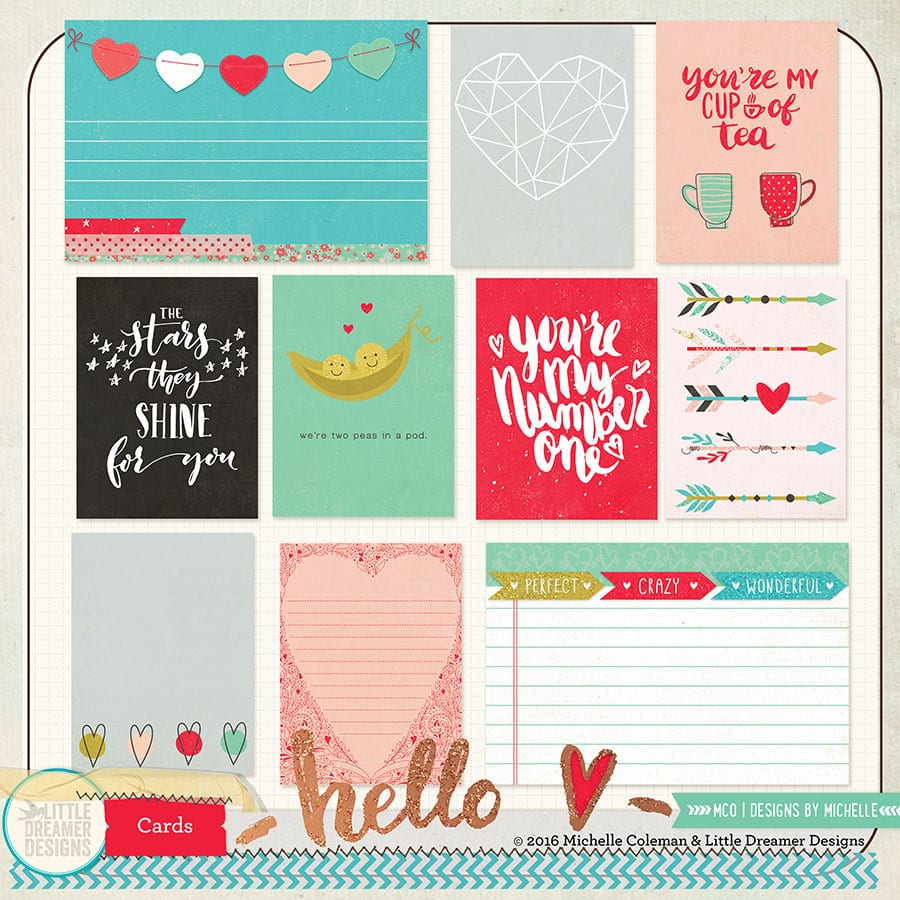 Journaling Cards Archives Hello Dreamer