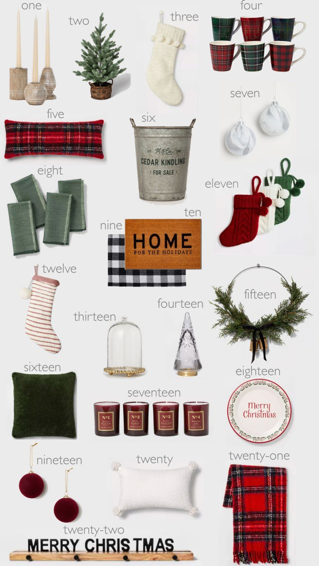 My Favorite Holiday Decor Finds So Far