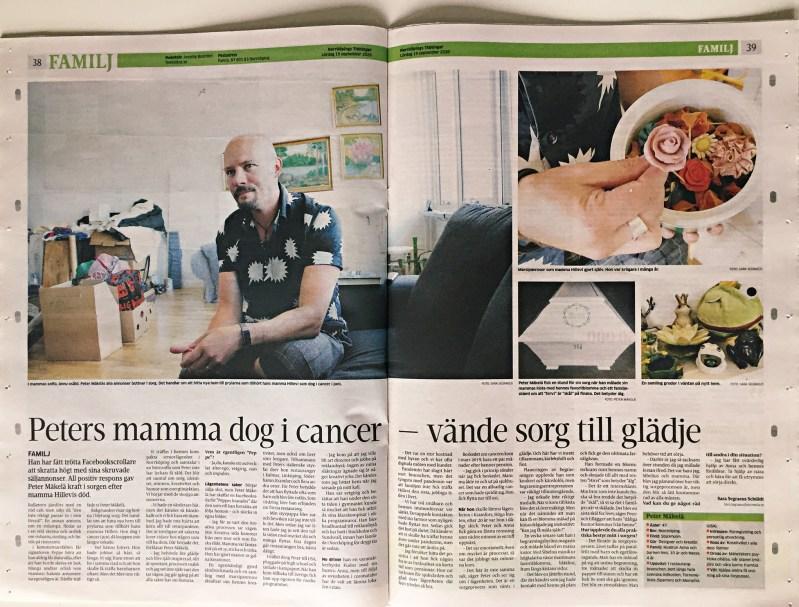 peppe reportage norrköpings tidningar