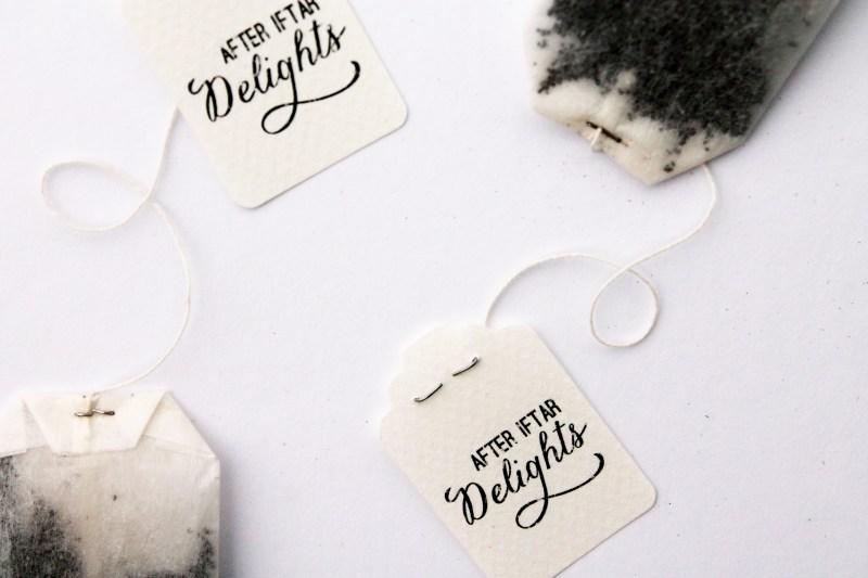free printable tea bags for ramadan