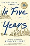 in five years by rebecca serle cover art
