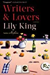writers & lovers by lily king cover art