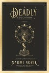 a deadly education by naomi novik cover art