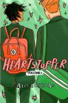 heartstopper vol 1 by alice oseman cover art