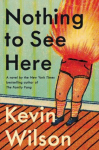 nothing to see here by kevin wilson cover art